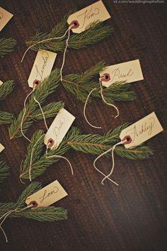 Winter Wedding Wyoming guests