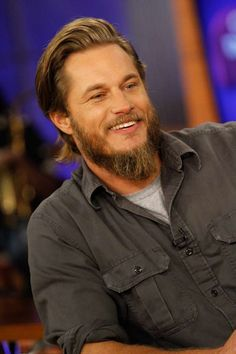 Travis Fimmel<---- this sex on a stick is the main person in the show Vikings on #history channel. I am in love with him, that is all.