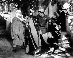 1930 - Morocco - Gary Cooper, Marlene Dietrich