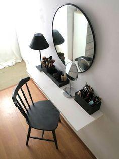 DIY: vestidor low value Beauty Room, New Room, House Rooms, Decor Interior Design, Room Inspiration, Diy Home Decor, Bedroom Decor, Future, Space