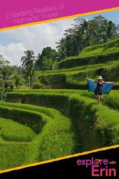 7 realities of nomadic travel - is it worth it?