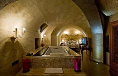 Cappadocia Cave Resort and Spa Boutique Hotel. Never before has a cave looked so inviting...