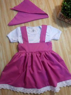 Fantasias Halloween, Body, Ideias Fashion, Summer Dresses, Masha And The Bear, Infant Costumes, Party, Vestidos, Dressing Rooms
