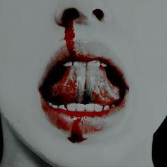 Hemlock Grove, Dragon Age, American Horror Story, At Least, It Hurts, Tumblr, Dark, Pictures, Blood Art