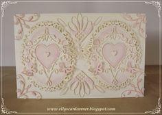 Elly's Card- Corner: I feel LOVE....