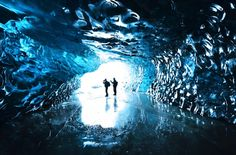 Ice Cave @ Iceland