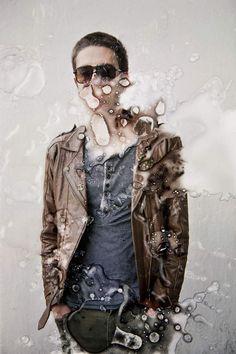 Angelica Garcia's photo-art