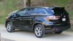 The 2014 Toyota Highlander. (Review - Richard Russell)