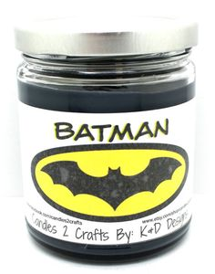 Check out this item in my Etsy shop https://www.etsy.com/listing/258002476/scented-soy-candle-batman-dc-comic-the
