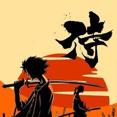 Anime Holic: Samurai Champloo Subtitle Indonesia