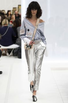 Tod's Spring 2016. See all the best looks from Milan Fashion Week here: