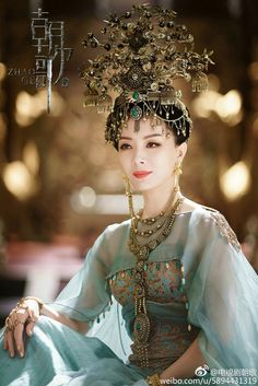 Hanfu from Zhao Ge 《朝歌》