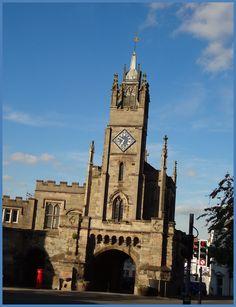 Clocktower - Warwick Central