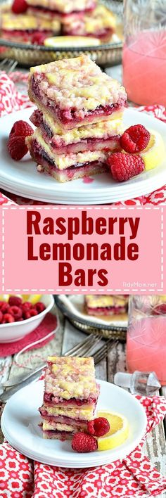 Raspberry Lemonade B