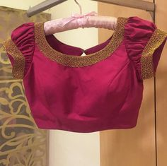 Saree and blouses pink embroidered blouse designs pink embroidered blouse designs Blouse Blouse designs indian blousedesigns blouses designs embroidered Pink Saree Indian Blouse Designs, New Saree Blouse Designs, Simple Blouse Designs, Stylish Blouse Design, Bridal Blouse Designs, Saree Blouse Patterns, Designer Blouse Patterns, Neck Designs For Blouse, Pink Blouse Design