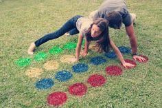 TIP. Twister op het gras - De Standaard