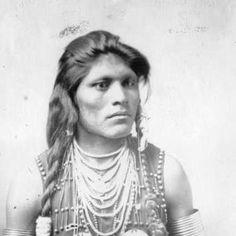 Taboonggwesha - Shoshone - 1884