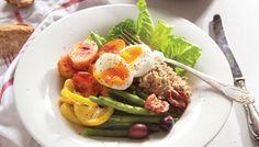 סלט תפוחי אדמה עם טונה ולימון כבוש (צילום: דן לב, על השולחן אקספרס, הוצאת על השולחן)