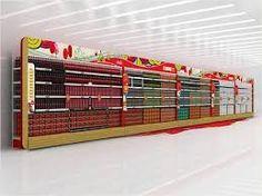 Resultado de imagen de gondola supermercado