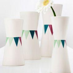 helbak vaisselle céramique geometrique vase