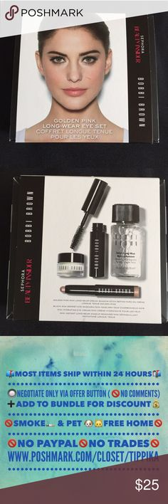 Discover the Artist - Bobbi Brown 🔹Discover the Artist Kit.  Brand new, box never even opened! Bobbi Brown Makeup