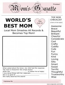 1000+ images about Mom's Gazette on Pinterest | Best mom, World and ...