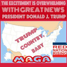 RNR Kentucky (@RNRKentucky) | Twitter........I feel so proud to be an American! Thanks 2all who fought MSM, for they sure gave us a battle. America is #Trump country. #RedNationRising