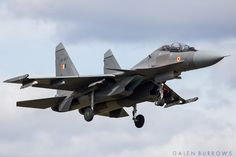Indian Air Force SU-30