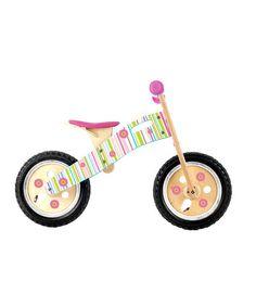 Candy Stripe Smart Balance Bike