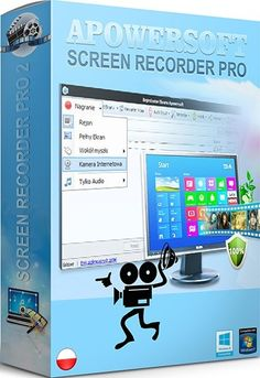 Apowersoft Screen Recorder Pro 2.2.1 Crack is an easy-to-use and professional desktop tool for recording screen and audio activity at the same time.