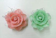 Wonderful DIY Roses from Plastic Bags | WonderfulDIY.com