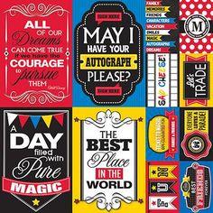 Real Magic: 12 x 12 Poster Sticker