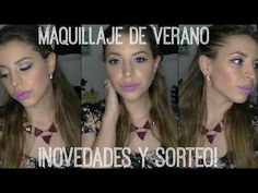 Maquillaje de Verano+novedades+sorteo!