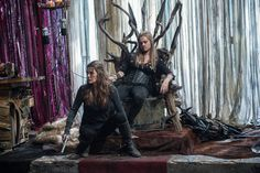 "The 100 ""Perverse Instantiation: Part Two"" S3EP16"
