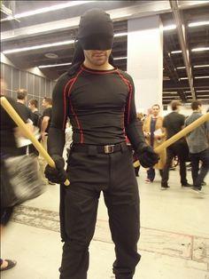 Daredevil (Netflix) - Montreal ComicCon 2015