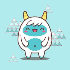 Creating a Simple Kawaii Yeti With Basic Shapes in Adobe Illustrator - Tuts+ Design & Illustration Tutorial