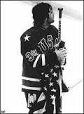 Jim Craig 1980 US Olympic hockey.... In honor of the Olympics