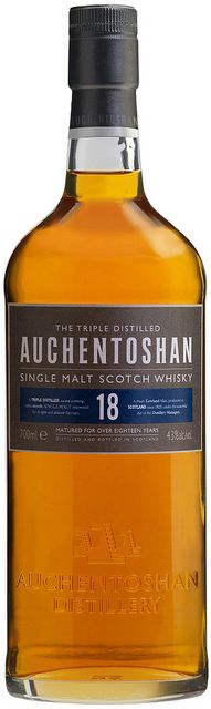 Auchentoshan 18 YO Single Malt Scotch, Lowlands