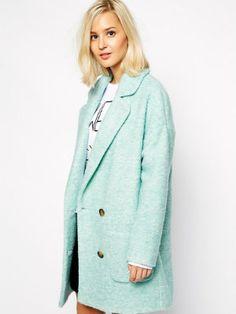manteau swagger de asos