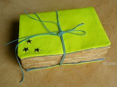 Neo notebook handmade. 100% Gabridou