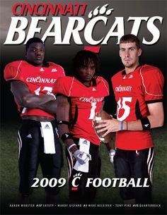 2009 cincinnati bearcats