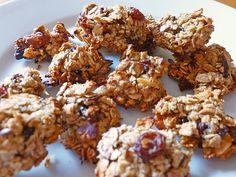 Ruck-Zuck Müsli Kekse