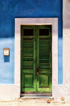 ITAP of a door in San Juan #photography via /r/itookapicture by RMCPhoto