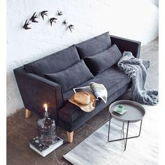 Sofa, 3-Sitzer, Retro Look Katalogbild