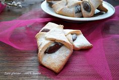 Biscotti ripieni di nutella (senza glutine) da gustare in ogni occasione