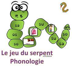 """Jeu de phonologie : le son """"s"""". Autonomie ou collectif!"""