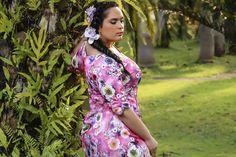 #FlawlessGarden #Flowers #Spring #Combinalo #Imagen #Estilo #Moda #PlusSize
