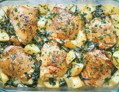 chicken casseroles featured image