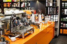 1964 - Coffee tasting on our Faema Espresso Machine, Muddy Waters, Coffee Tasting, Restaurant Design, Coffee Beans, Coffee Shop, Kitchen Appliances, Vintage, Home Decor
