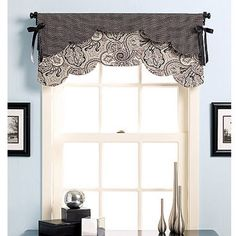 Butterick Pattern Fast and Easy Reversible Valances, All Sizes Image 4 of 6